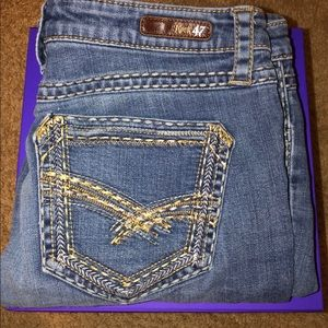 Wrangler Rock 47 Boot Cut Jeans